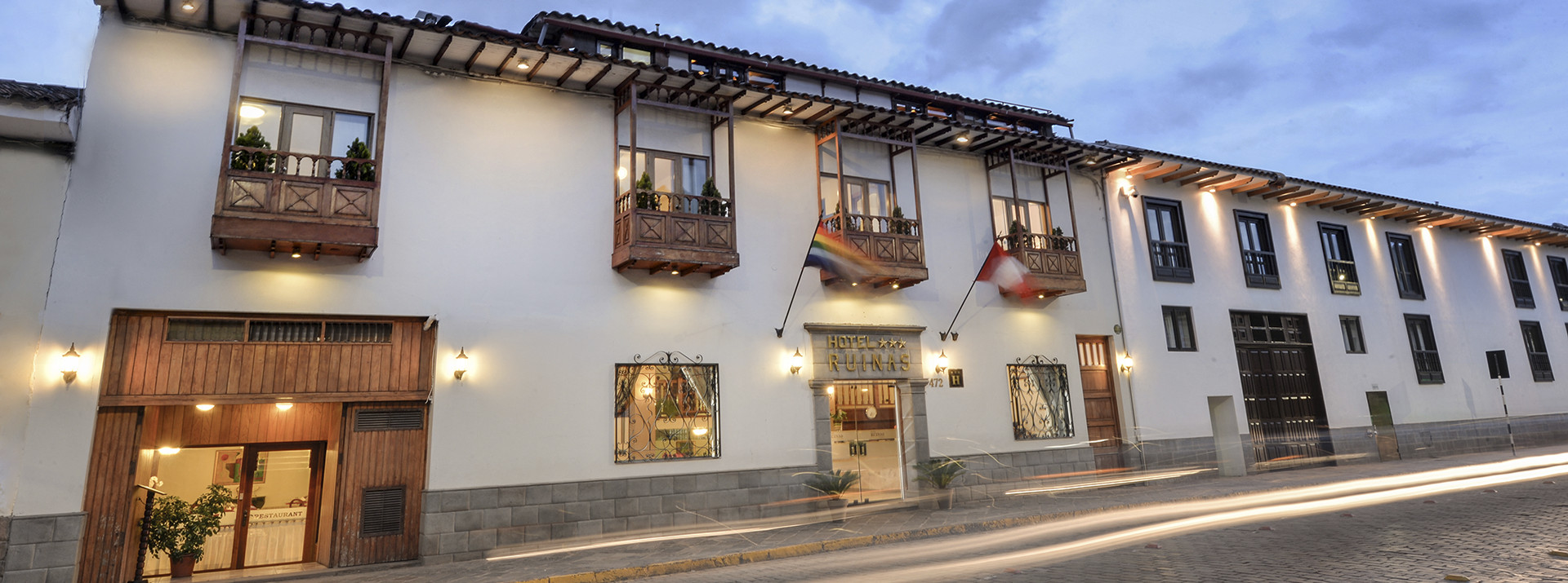 Hotel Ruinas Boutique, Cusco - Peru